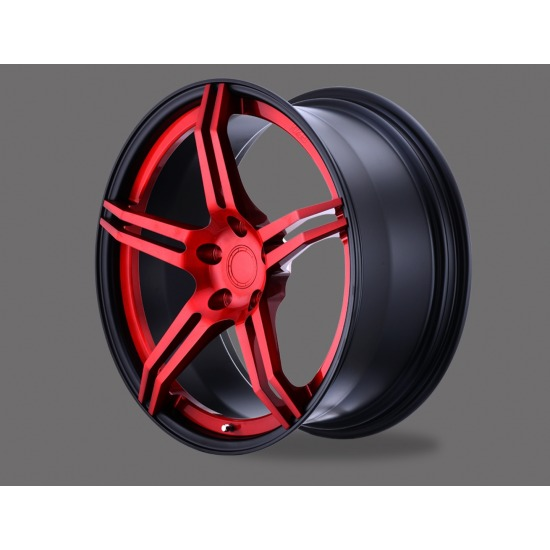 HE FORGED WHEELS ZS-SERIES 2 PIECE