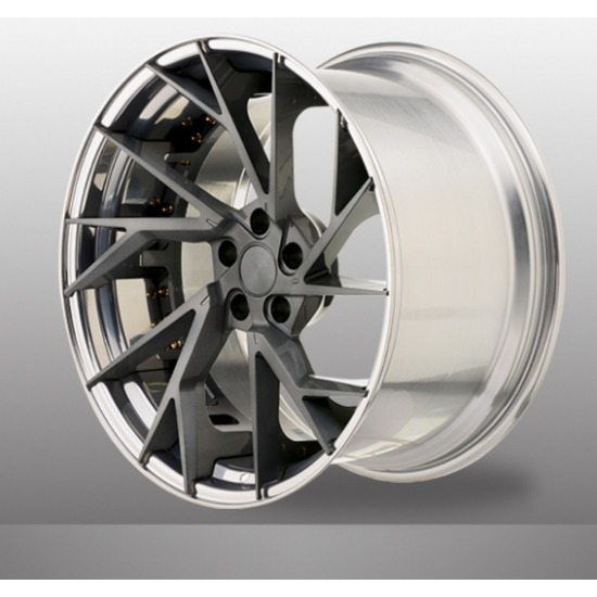 HE FORGED WHEELS CS-SERIES 2 PIECE