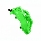 FOLIATEC Bremssattel Lack neon grün