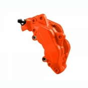 FOLIATEC Bremssattel Lack neon orange