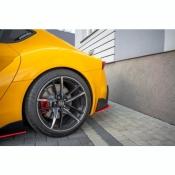 MAXTON Design TOYOTA SUPRA MK5 HECK DIFFUSOR SEI..