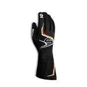 Sparco Handschuh Tide schwarz/orange