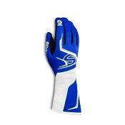 Sparco Handschuh Tide  blau/weiß
