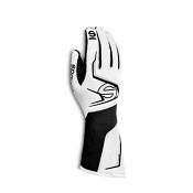 Sparco Handschuh Tide  weiß/schwarz