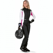 Sparco Rennoverall Competition Lady Plus
