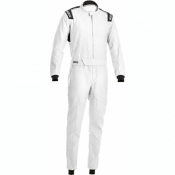 Sparco Rennoverall Extrema-S Weiss