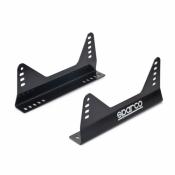 SPARCO Seitliche Konsolen in Stahl schwarz