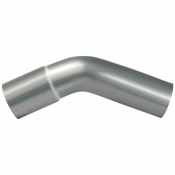Powersprint Auspuff Rohr Bogen 45°