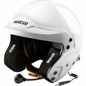Sparco Helm Air Pro RJ-5i Weiss