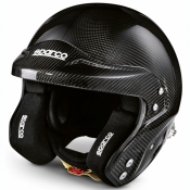 SPARCO Helm WTX-5H mit Clips (FIA8856/Snell 2010)