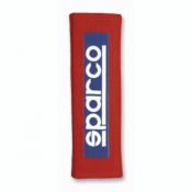"Sparco 3"" Gurtpolster Rot"
