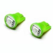 SMD LED Birnen Standlichtbirnen T10 W5W Grün