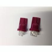 4fach SUPER LED Standlichtbirnen Birnen T10 Xeno..