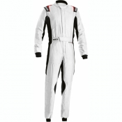 Sparco Rennoverall Eagle 2.0 Weiss