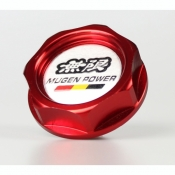 Mugen Aluminium Oil cap Fuel Tank Cap Cover for ..