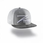 Z-Performance Kappe | Grau/Weiß
