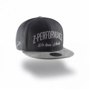 Z-Performance Kappe | Schwarz/Grau