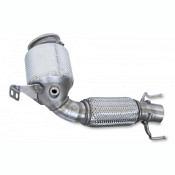 HJS Downpipe (mit ECE Zulassung) N.M.L.-->2031 Neu Mini Cooper F54-F57 / 2.0 Euro 6 / Ø70 mm