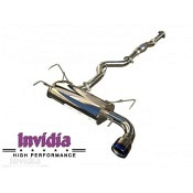 Invidia Auspuffanlage Subaru WRX GH/GR 2.5 L / 2.0 L / 2.0 D