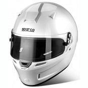 Sparco Helm Sky KF-5W Weiss