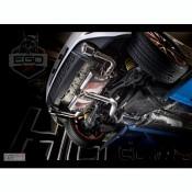 EGO-X Abgasanlage ab Kat für VW Beetle Modelle