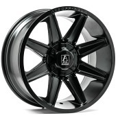 AXE WHEELS AT3 BLACK MILLED