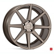 ISPIRI WHEELS ISR8 Matt Carbon Bronze