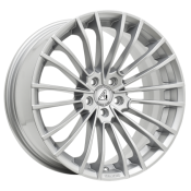 A1 WHEELS COMPETITION SILVER METALLIC