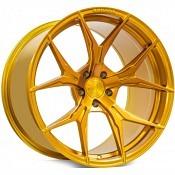 ROHANA WHEELS RFX5 Gold Glanz