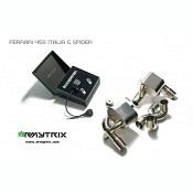 ARMYTRIX TITAN CAT-BACK F458 / 4.5 V8 (2010-2015) X-Pipe + Valvetronic Schalldämpfer + Wireless Remote Control Kit
