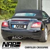 NAP Sportauspuff Chrysler Crossfire