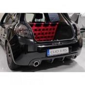 Clubsport Set - Strebe mit Netz für Renault Clio 3 RS