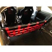 Clubsport Set - Strebe mit Netz für Opel Corsa D / E
