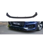 Audi RS4 B9 Frontlippe V1 Maxton Design