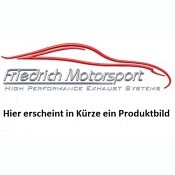 Fridrich 76mm Sportendschalldämpfer Opel Astra K Sports Tourer