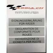 CH-FELGEN GUTACHTEN MB Design Wheels