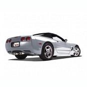 Borla Auspuffanlage Chevrolet Corvette C5/Z06 5.7 V8