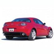 Borla Auspuffanlage 2003-2009 Mazda RX-8 1.3L 2CYL-Handschaltgetriebe 4-Türer