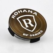 Rohana RFX Center Cap - Gebürstete Bronze / Weiß